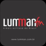 Logo da emissora Web Rádio Lumman FM