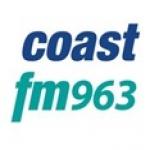 Logo da emissora Radio Coast FM 96.3