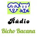 Logo da emissora Web R�dio Bicho Bacana