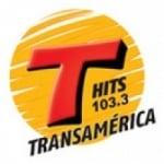 Logo da emissora Radio Transam�rica 103.3 FM