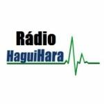 Logo da emissora Web R�dio Haguihara