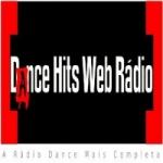 Logo da emissora Web R�dio Hits Dance