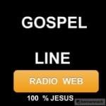 Logo da emissora Web R�dio Gospel Line