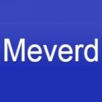 Logo da emissora Web Rádio Meverd