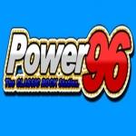 Logo da emissora KQPR 96.1 FM