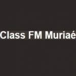 Logo da emissora Web Rádio Class FM Muriaé