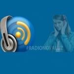 Logo da emissora R�dio Nova Luz