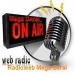 Logo da emissora Rádio Web Mega Geral