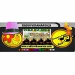 Logo da emissora Rádio Vida Na Roça