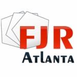 Logo da emissora Rádio FJR Atlanta
