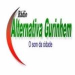 Logo da emissora Alternativa Gurinhem