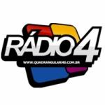 Logo da emissora Rádio Quadrangular MS
