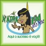 Logo da emissora Rádio Nativa 87.5 FM