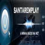 Logo da emissora Santarém Play