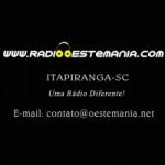 Logo da emissora R�dio Oeste Mania