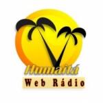 Logo da emissora Humait� Web R�dio