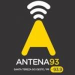 Logo da emissora Rádio Antena 93.9 FM