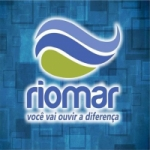 Logo da emissora R�dio Riomar 91.3 FM