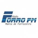 Logo da emissora Rádio Forró