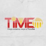 Logo da emissora Time FM