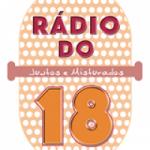 Logo da emissora Rádio do 18