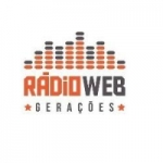 Logo da emissora Web Rádio Gerações