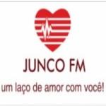 Logo da emissora Rádio Junco 105.9 FM