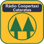 Logo da emissora Rádio Coopertaxi Cataratas