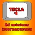 Logo da emissora Rádio Web Tecla 1