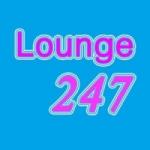 Logo da emissora Lounge 247