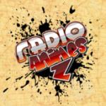 Logo da emissora Rádio Animes Z