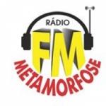 Logo da emissora Rádio Comunitária Metamorfose 104.9 FM