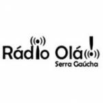Logo da emissora Rádio Olá