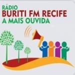 Logo da emissora Buriti FM
