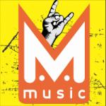Logo da emissora MMusic Rádio