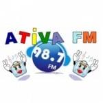 Logo da emissora R�dio Ativa