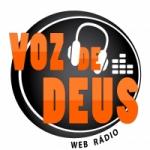 Logo da emissora Voz de Deus