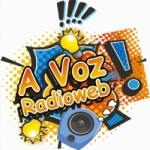 Logo da emissora Rádio Web A Voz