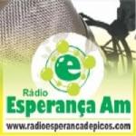 Logo da emissora R�dio Esperan�a de Picos 850 AM