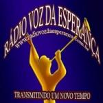 Logo da emissora Rádio Voz da Esperança