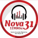 Logo da emissora Rádio 31 de Março 1190 AM