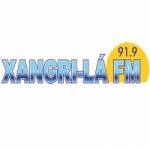 Logo da emissora R�dio Xangri-L� 91.9 FM
