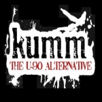 Logo da emissora KUMM 89.7 FM