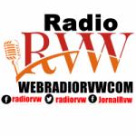 Logo da emissora Web Rádio RVW