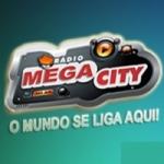 Logo da emissora Rádio Mega City FM