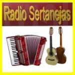 Logo da emissora Rádio Sertanejas FM