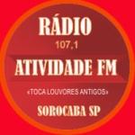 Logo da emissora R�dio Atividade FM