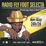 Logo da emissora Radio Fly Foot Selecta