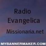 Logo da emissora Rádio Evangélica Missionária