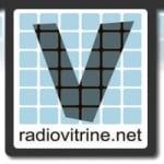 Logo da emissora Rádio Vitrine